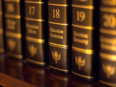 Tomos de Enciclopedia